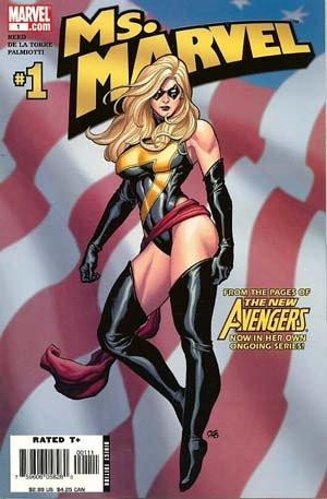 Ms. Marvel 1 Comic PDF