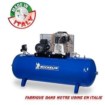 Compresor D Air Michelin cubeta 500 litros trifásico 7.5 CV - 10 Bars: Amazon.es: Bricolaje y herramientas