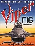Viper F-16 - Modern Military Aircraft series (5009)