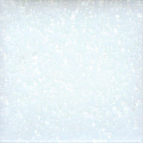 Mosaic Mercantile Mini White Glass Tile, 3-Pound