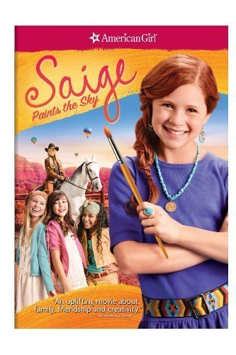 An American Girl: Saige Paints the Sky by Universal Studios by Vince Marcello