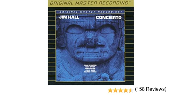 Concierto : Jim Hall: Amazon.es: Música
