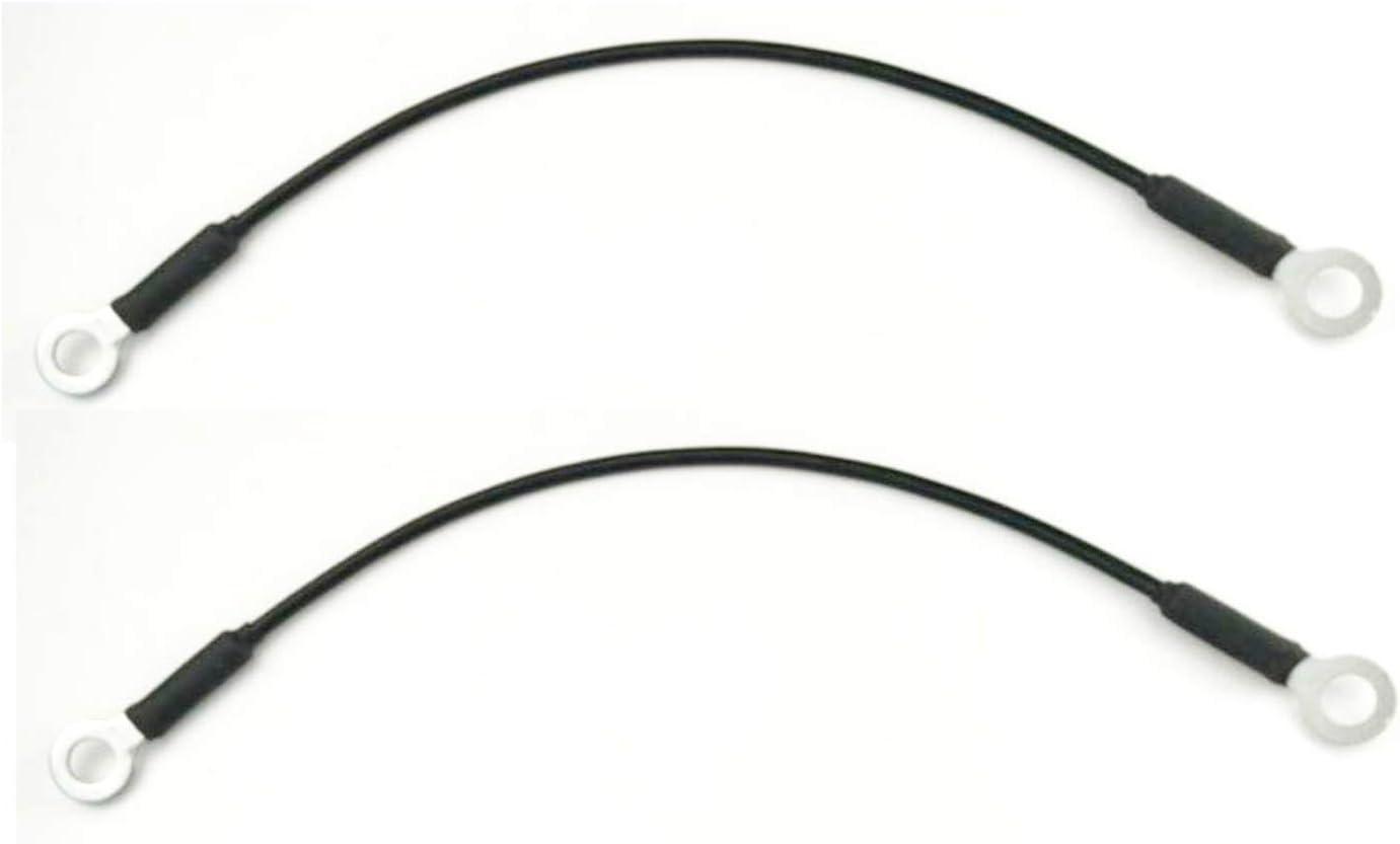 16 1//2 Length PT Auto Warehouse TC-GM002 Tailgate Cable