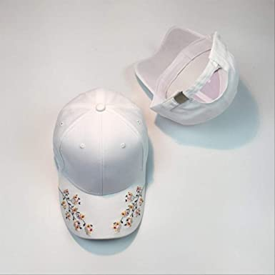 Sombreros Mujeres Bordado Gorra de béisbol de algodón Gorras ...