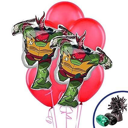 Amazon.com: BirthdayExpress Rise of The Teenage Mutant Ninja ...