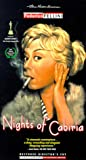 Nights of Cabiria [VHS]