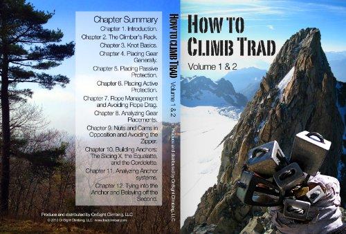 Climb Trad Instructional Climbing Volumes product image