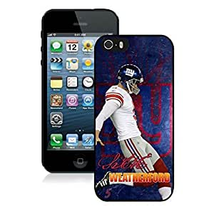 NFL New York Giants Steve Weatherford iphone 5 5S phone cases Gift Holiday Christmas GiftsTLWK936094