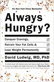 Image result for always hungry book