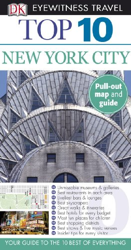 Top 10 New York (Eyewitness Top 10 Travel Guides)
