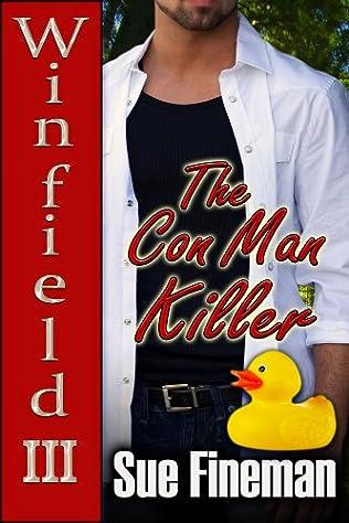 book cover of The Con Man Killer