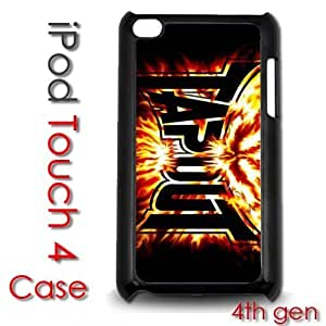 IPod Touch 4 4th gen Touch Plastic Case - Tapout MMA UFC Fighting