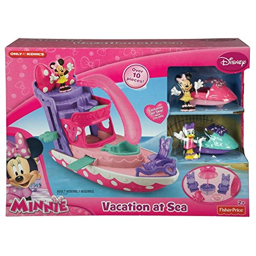 Amazing Friends Bow tique Vacation Fisher Price