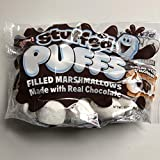 Stuffed Puffs Chocolate Filled Marshmallows 10oz bag