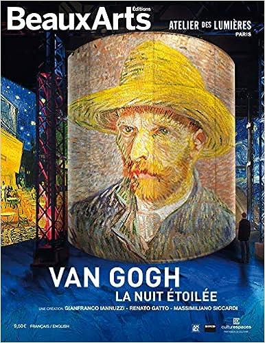 Ebook epub Van Gogh, la nuit étoilée : A l'Atelier des Lumières