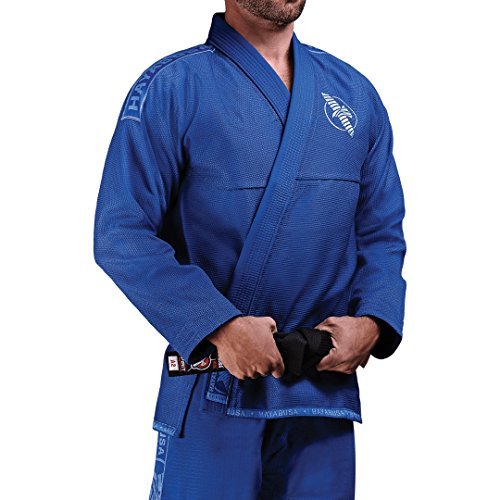 Hayabusa Lightweight Jiu Jitsu Gi (Blue, A2)
