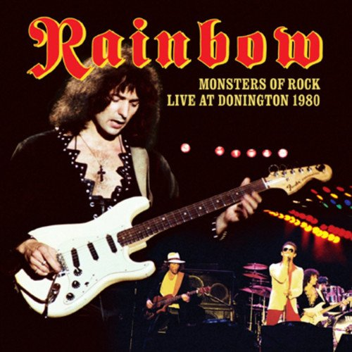 Monsters of Rock Live at Donington 1980 (The Best Of Cozy Powell)