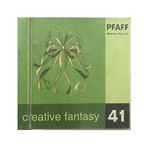 Pfaff Creative Fantasy Embroidery card Martha Pullen #41 for 7570 and others