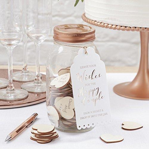 Wedding Guest Book Ideas Guest Book Alternatives Wishing Jar