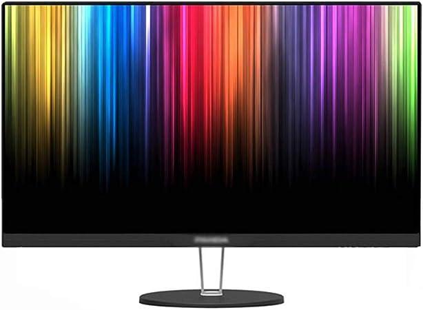 YXSP Monitores Pantalla LED de Protección de Los Ojos, De 27 Pulgadas LCD Monitor de La Computadora de Oficina (DP HDMI Audio Interface) Negro: Amazon.es: Hogar