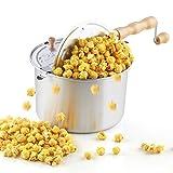 Cook N Home 02626 6 Quart Aluminium Stovetop
