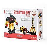 iRiNGO The starter Set 212pcs Transformable Kids Creativity IQ EQ Block Toy