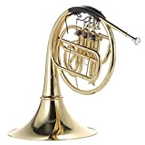 best seller today ammoon French Horn B/BB Flat 3 Key...
