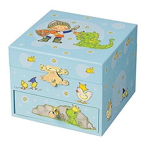 Trousselier - Caja de música para bebé (S20703): Amazon.es ...
