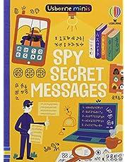 Mini Books: Spy Secret Messages
