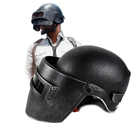 YJZ Kids Cosplay Accessory PUBG Helmet Level 3, Lightweight Crash