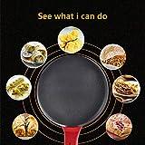 Electric Crepe Maker Pan,Portable Crepe Maker