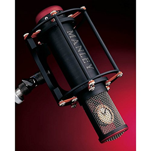 Cardioid Tube Condenser Microphone - Manley Reference Cardioid Microphone