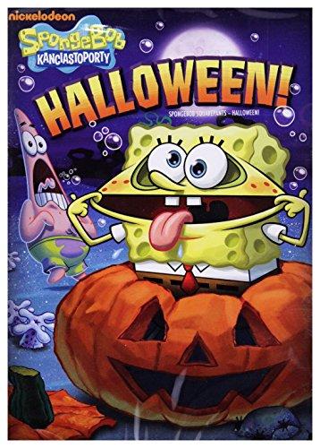 SpongeBob Kanciastoporty: Halloween [DVD] (English audio. English subtitles) ()