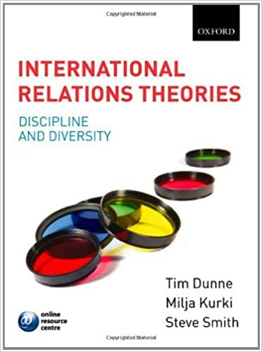 International Relations Theories: Discipline and Diversity (2007-01-12)