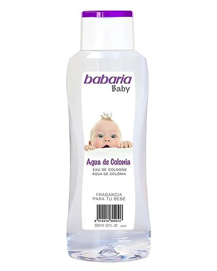BABARIA BABY - agua de colonia para bebe - 600 ml