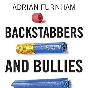 Backstabbers and Bullies Audiobook
