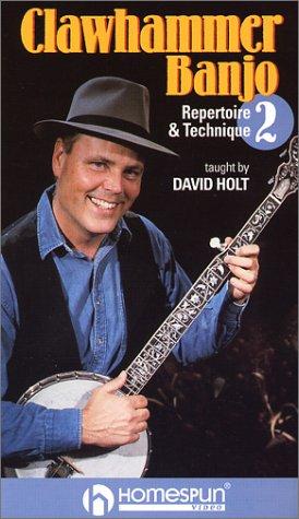 David Holt Banjo (Clawhammer Banjo: Repertoire and Technique Vol 2 [VHS])