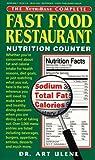 Fast Food Restaurant Nutrtion Counter, Arthur Ulene, 0895296667