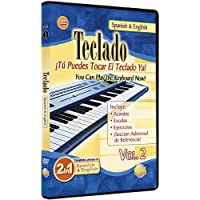 Keyboard, Vol. 2: You Can Play the Keyboard Now / Teclado, Vol. 2: Tu Puedes Tocar El Teclado Ya (2-in-1 Bilingual Series)