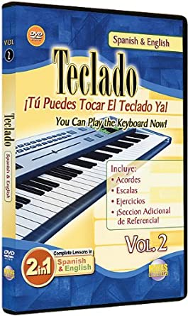2: You Can Play the Keyboard Now / Teclado, Vol