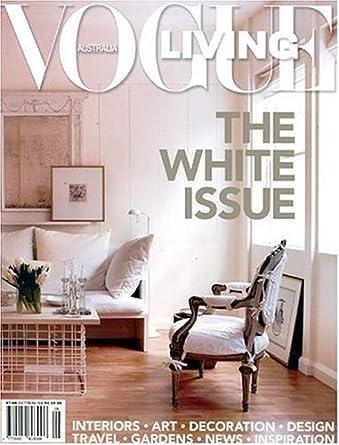 Vogue Living Amazon Magazines Unique Vogue Interior Design Set