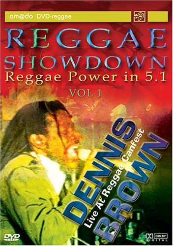 DENNIS BROWN:LIVE AT REGGAE CAN FEST