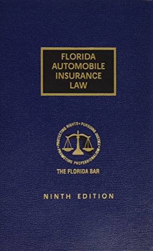 Florida Automobile Insurance Law