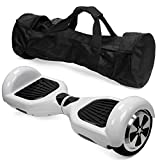 Self-Balancing Scooter 2 Wheels Electric Hoverboard UL Certified Various Colors (white)