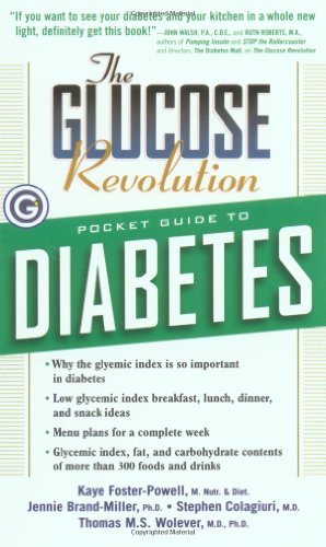 The Glucose Revolution Pocket Guide to Diabetes