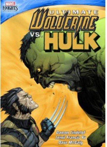 - Marvel Knights: Ultimate Wolverine Vs. Hulk