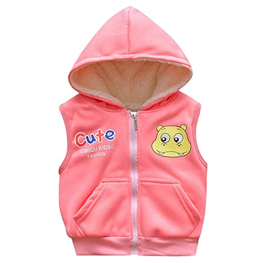 1059350147e7 Amazon.com  Toddler Baby Boys Girls 3-24 Months Clothes Cartoon ...