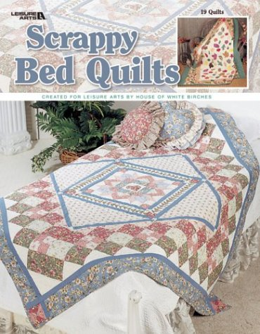 Scrappy Quilts House White Birches product image
