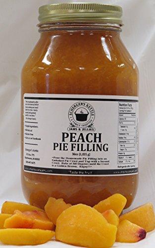 (Peach Pie Filling, 36 oz)