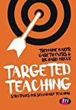 img - for Targeted Teaching: Strategies for secondary teaching book / textbook / text book